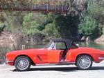 1962 Corvette Convertible For Sale