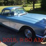 1960 Corvette Convertible For Sale