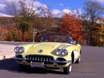 1958 Corvette Convertible For Sale