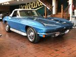 1965 Corvette Convertible For Sale