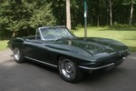1967 Corvette Convertible For Sale