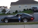 1981 Corvette T-Top For Sale