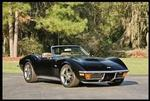 1971 Corvette Convertible For Sale