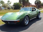 1972 Corvette T-Top For Sale