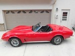 1973 Corvette Convertible For Sale