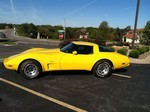 1978 Corvette T-Top For Sale