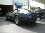 1980 Corvette T-Top For Sale