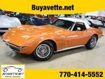 1972 Corvette Convertible For Sale