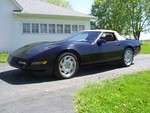 1992 Corvette Convertible For Sale