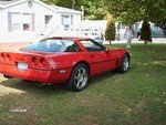1987 Corvette T-Top For Sale