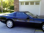 1991 Corvette T-Top For Sale