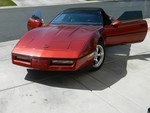 1986 Corvette Convertible For Sale