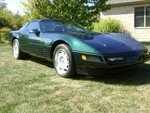 1992 Corvette Coupe For Sale