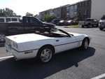 1989 Corvette Convertible For Sale