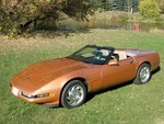 1994 Corvette Convertible For Sale