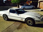 1987 Corvette Convertible For Sale