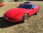 1988 Corvette Convertible For Sale