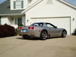 2004 Corvette Hardtop For Sale