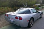 2000 Corvette Coupe For Sale