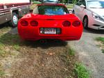 1998 Corvette Coupe For Sale