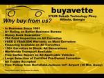 2001 Corvette Coupe For Sale