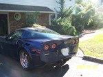 2007 Corvette Coupe For Sale