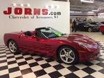 2005 Corvette Convertible For Sale