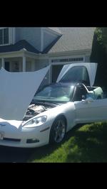 2006 Corvette T-Top For Sale
