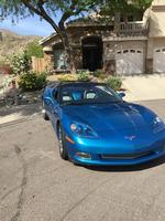 2009 Corvette Convertible For Sale