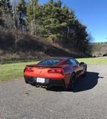 2015 Corvette Coupe For Sale