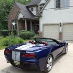 2018 Corvette Convertible For Sale