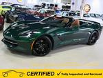 2014 Corvette Convertible For Sale
