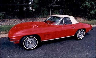 Corvette Stingray  Sale on 1963 67 Corvettes For Sale