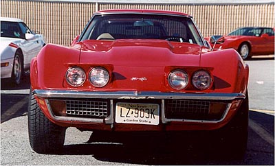 Corvette Stingray  Specs on Complete Corvette History And Vette Specifications With Corvette