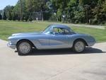 1958 corvette for sale