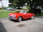 1960 corvette for sale
