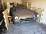 1956 corvette for sale