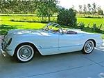 1954 corvette for sale
