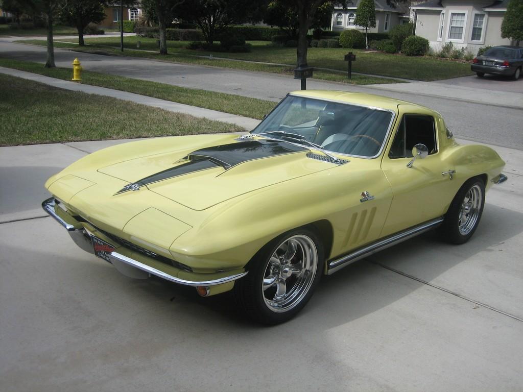 1965 Corvette For Sale By Owner >> FS: 1965 Sunflower Yellow Corvette Coupe in FL - $65000 - CorvetteForum - Chevrolet Corvette ...