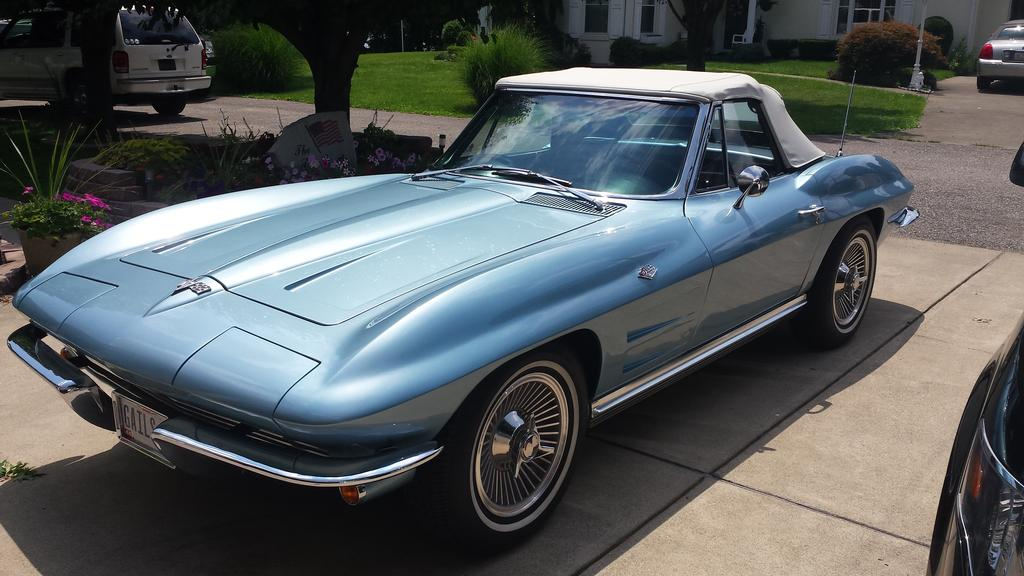 1964 corvette for sale west virginia 1964 corvette convertible corvette for sale in west. Black Bedroom Furniture Sets. Home Design Ideas