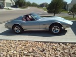 1975 corvette for sale