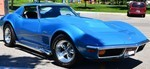1972 corvette for sale