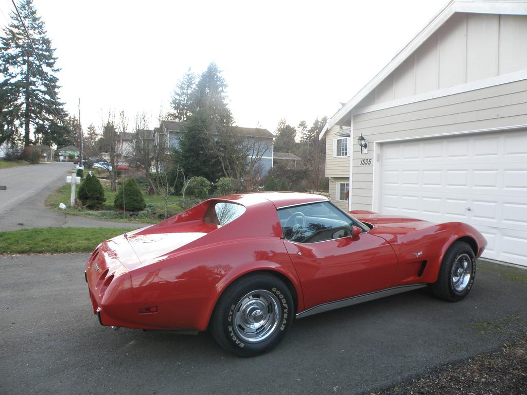 1977 Corvette For Sale Washington 1977 Corvette T Top