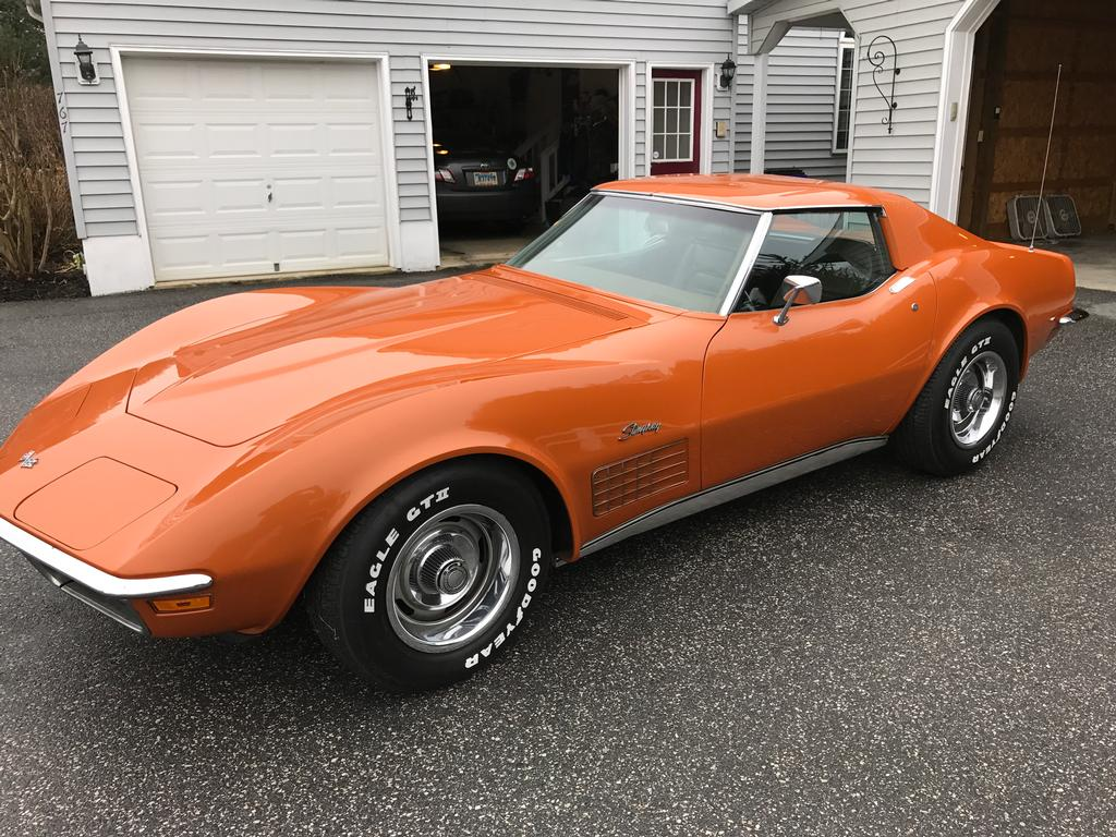 1972 corvette for sale maryland 1972 corvette t top. Black Bedroom Furniture Sets. Home Design Ideas