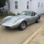1974 corvette for sale