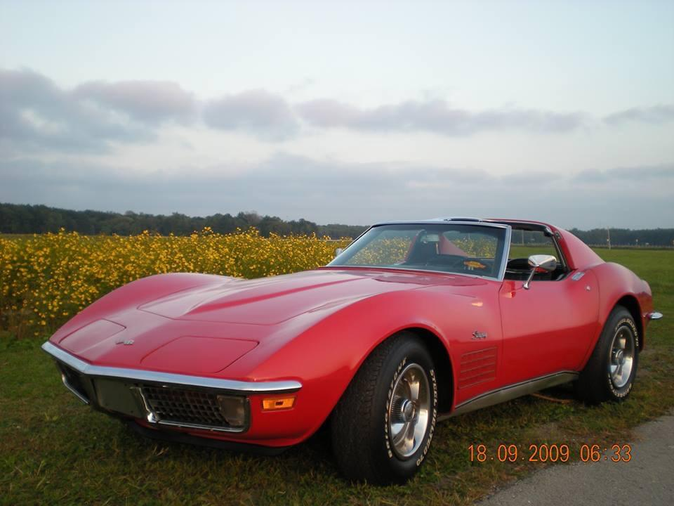 1970 Corvette For Sale Michigan 1970 Corvette T Top