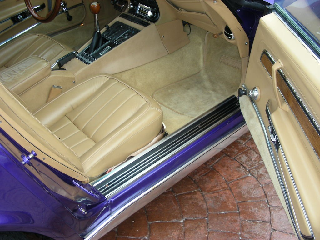 1970 Corvette Convertible For