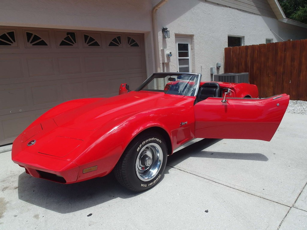 1973 corvette for sale florida 1973 corvette convertible corvette for sale in florida. Black Bedroom Furniture Sets. Home Design Ideas