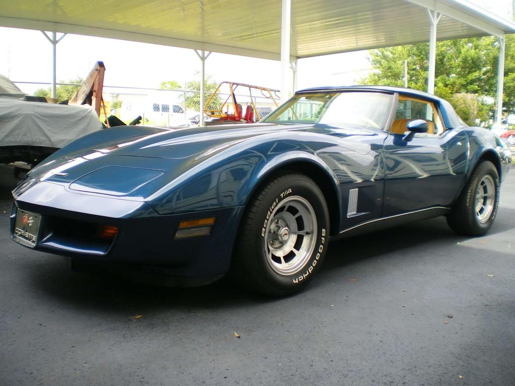 1980 corvette for sale florida 1980 corvette t top. Black Bedroom Furniture Sets. Home Design Ideas