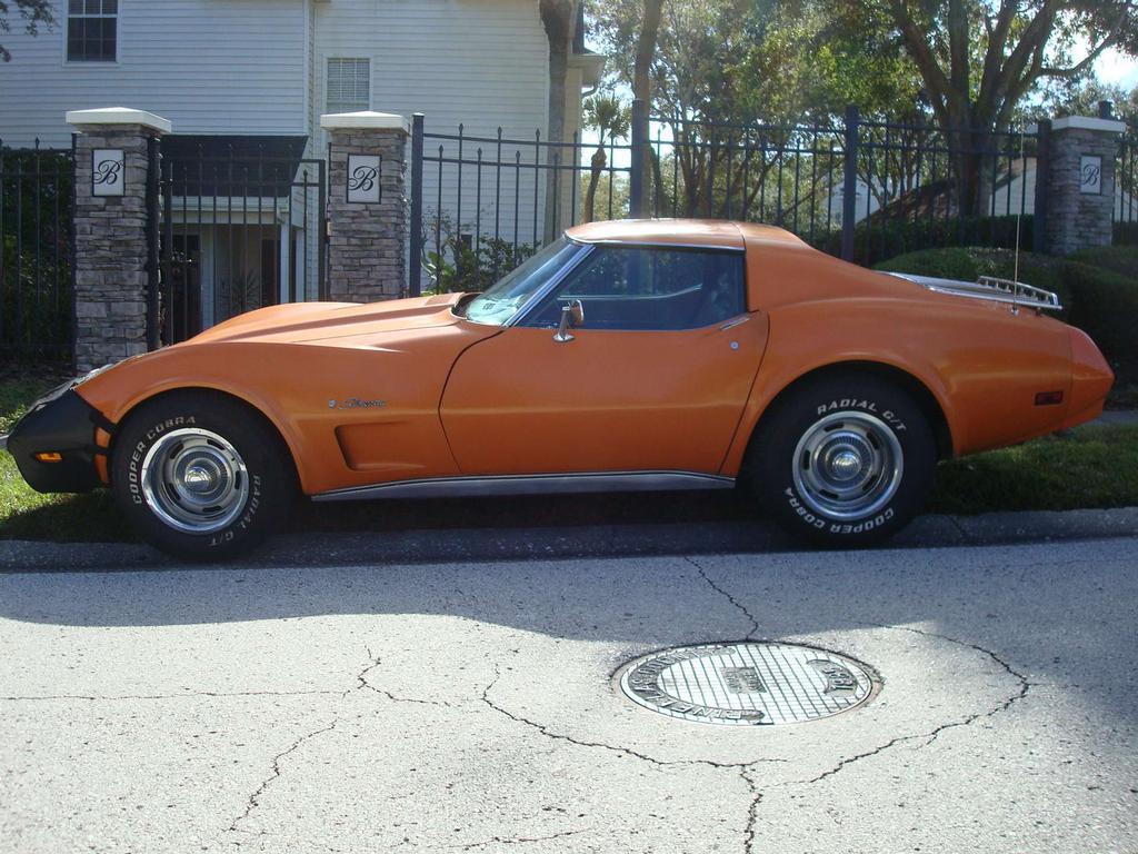 1974 corvette for sale florida 1974 corvette t top. Black Bedroom Furniture Sets. Home Design Ideas